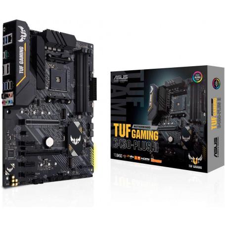 TUF B450-PLUS GAMING II