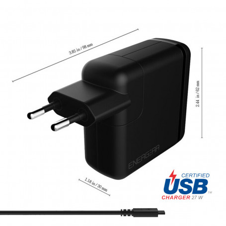 Wall charger 27W