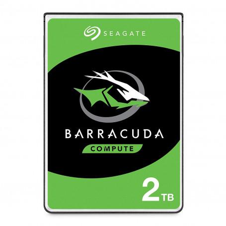 BarraCuda 2To