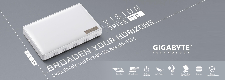 Gigabyte SSD GP-VSD1TB