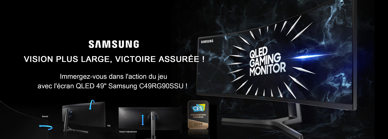 Samsung LCD C49RG90SSU