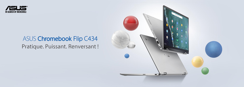 Asus NB Chromebook C434